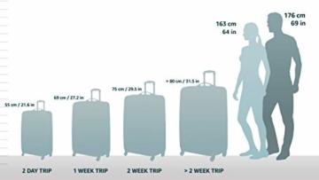Travelite Koffer ORLANDO, 53 cm, 37 Liter, Schwarz, 98487 - 2
